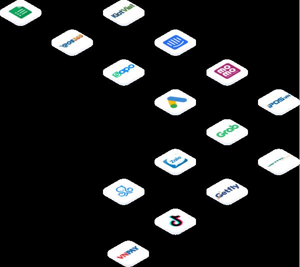 Icon Background Logos